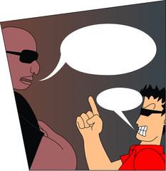 Personajes comic