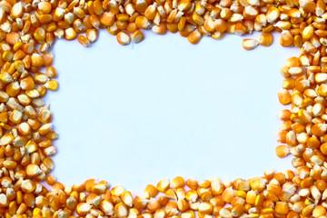 Frame of corn