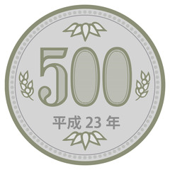 500円硬貨