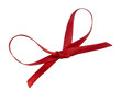 red ribbon celebration christmas birthday