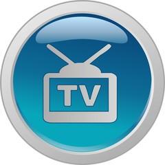 bouton télévision