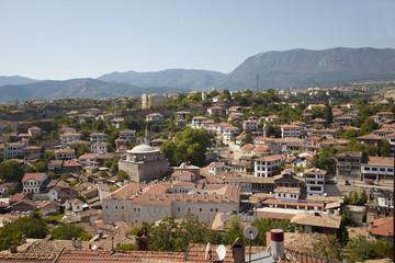 cityview of historical safranbolu Turkey