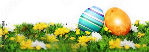 Banner für Ostern