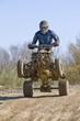 wheelie quad