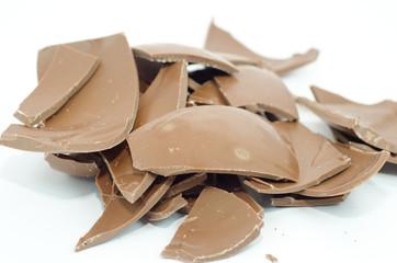cioccolao a pezzi