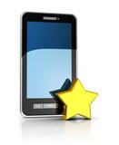 favorite mobile phone poster