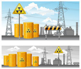 nuclear territory