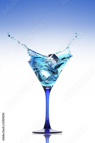 canvas print picture Cocktail