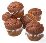 Fototapety Cupcake chocolat
