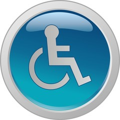 bouton handicap