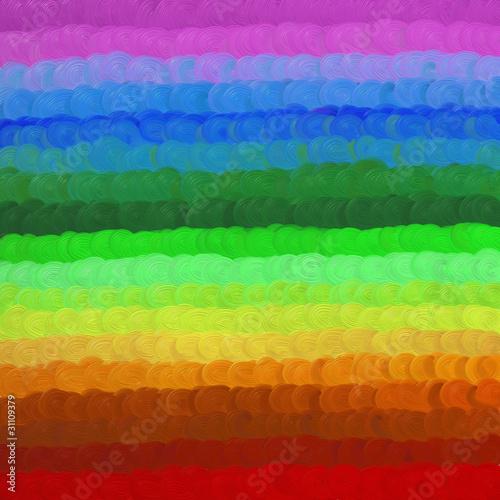 разноцветный фон в цветах радуги