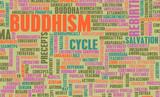 Buddhism poster