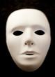 le masque blanc