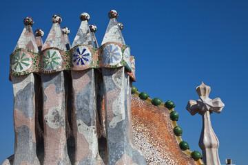 Modernismo en la Casa Batlló de Gaudí
