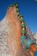 Casa Batlló. Bóveda en la azotea. Barcelona
