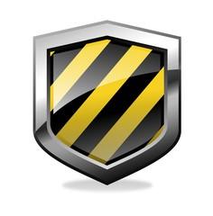 Construction shield