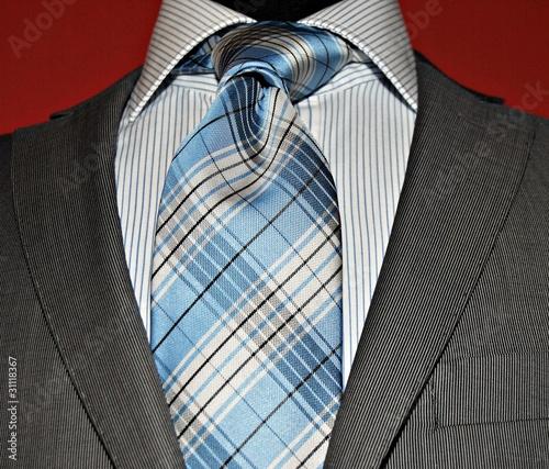 Chaqueta,camisa y corbata