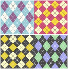 A set of Argyll patterns