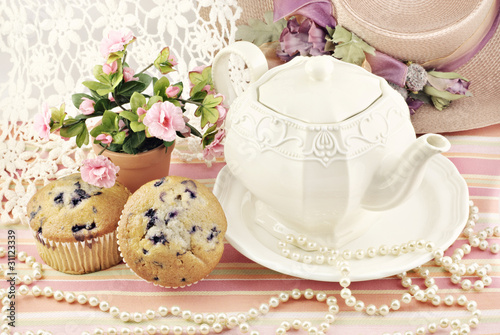 Ladies Tea Party