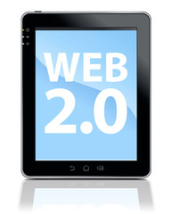 Tablet PC mit WEB 2.0 Type