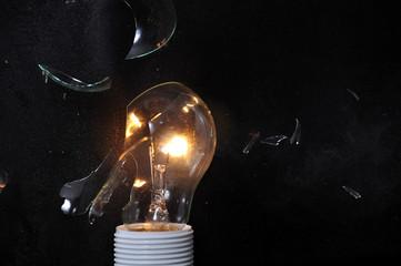 Rompe la luz