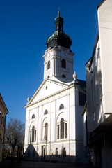 Cathedral, Gyor, Hungary