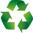 Grüner Punkt Recycle 4