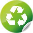 Grüner Punkt Recycle 6