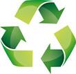 Grüner Punkt Recycle 14