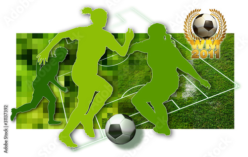 soccer ball women