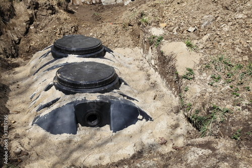 Septic Tank Installation - 31139766