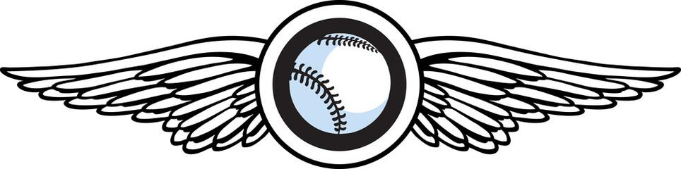 Baseball Wings