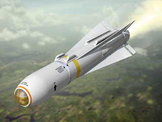 Air-to-ground missile