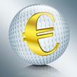 EURO gold 3d