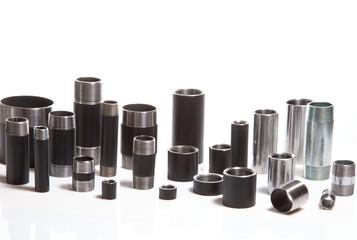 CNC Normteile Muffen und Nippel