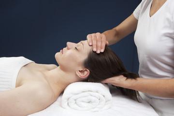 siro vasti massage ayurvédique du crâne