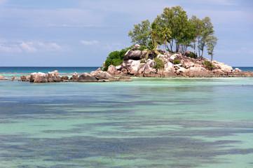 îlot seychellois