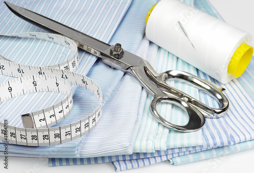 Leinwanddruck Bild Tailoring
