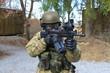 soldier with an assault rifle SA vz.58