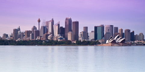 Sydney Harbour Skyline