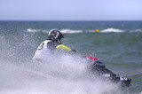 Water motorcycles competition