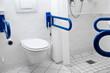 Rollstuhlgerechtes Bad
