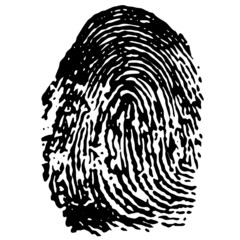 Fingerabdruck fingerprint