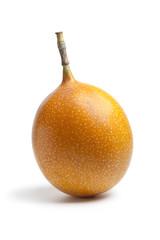 Whole yellow passion fruit