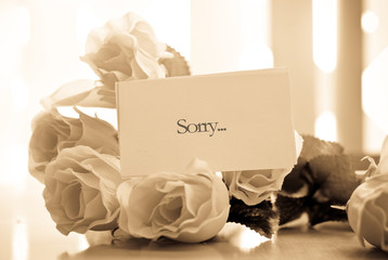 The Apology Note