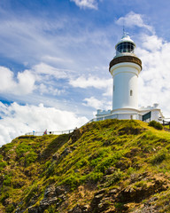 The Cape Byron lighthouse, New South Wales