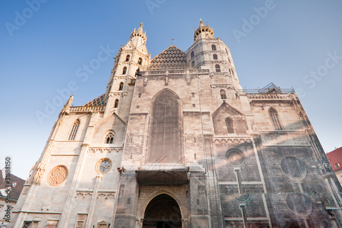 St. Stephan cathedral, Vienna, Austria