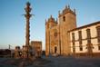 Schandpfahl am Kloster Porto, Portugal
