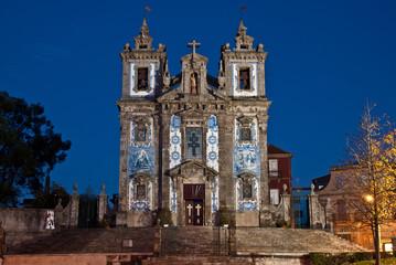 """Kirche """"Igreja de sto Ildefonso Porto"""", Portugal"""