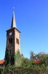 Kirchturm Großenmarpe 3
